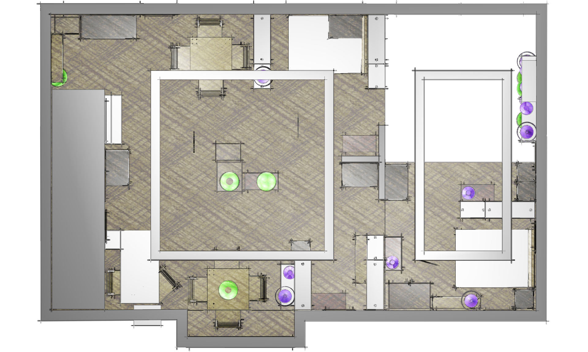 Space planning for detail display at Uneeka Truro